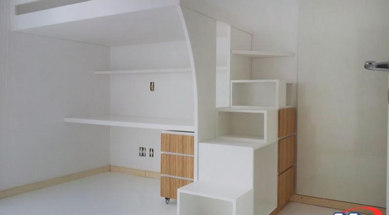 quarto (2)Pinheiros-Bicama-em laca branca fosca